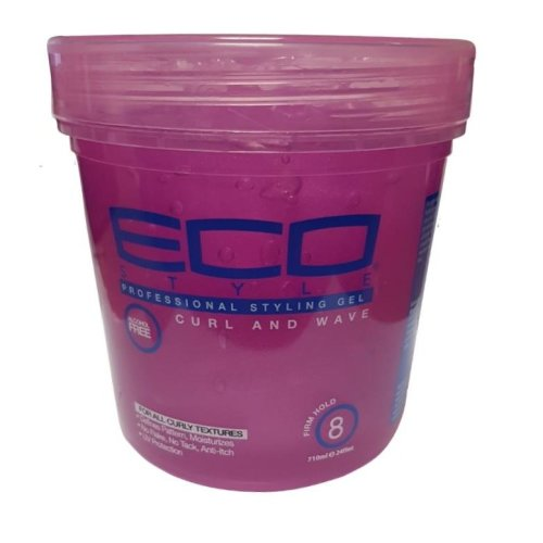 Eco Styler Curl & Wave Styling Gel Pink 24oz