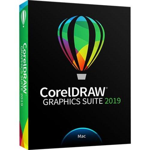 Corel Coreldraw Graphics Suite 2019. Language Version: Multilingual License CDGS2019MMLDPEU