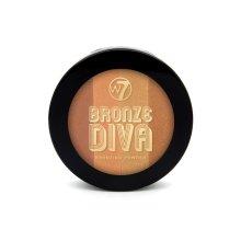W7 Bronze Divas Bronzing Powder Sun Baby
