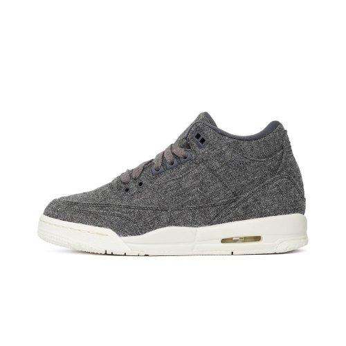 finest selection cc679 a485b Nike Air Jordan 3 Retro BG Wool on OnBuy