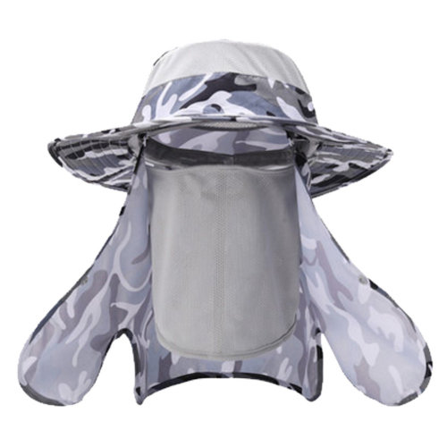 Summer Sun UV Protection Fisherman Visor Outdoor Cap#I