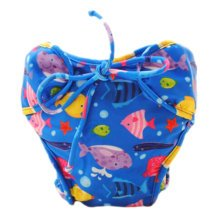 Reusable Swim Diaper Adjustable Absorbent Shower Diapers for Baby Toddler, A28