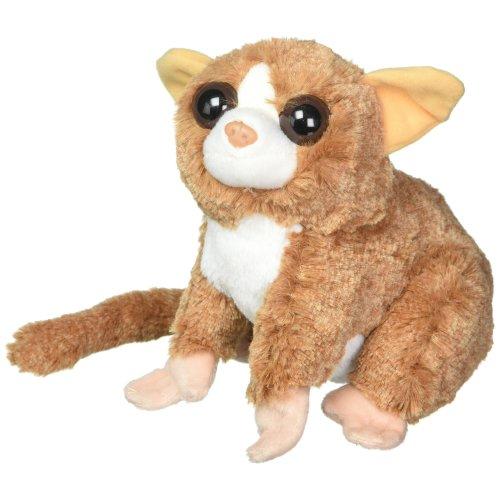 Wild Republic Mouse Lemur Plush Soft Toy, Cuddlekins Cuddly Toys, gifts for Kids 20cm