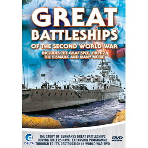 Great Battleships of the Second World Wa: Delta Leisure Group - DVD