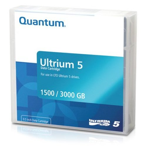 Quantum MR-L5MQN-01 1500GB LTO blank data tape