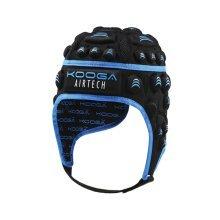 Kooga Airtech Loop Ii Head Guard - Black/blue, Small - Blackblue -  kooga airtech loop ii head guard blackblue small