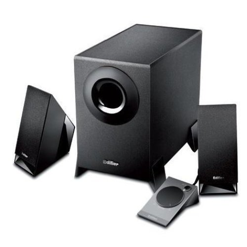Edifier M1360 2.1channels 8.5W Black speaker set