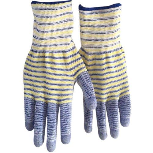 24 Pairs Nylon Gloves Gardening Gloves Work Gloves Gloves for Men and Women