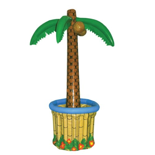 Inflatable Large Palm Tree Cooler