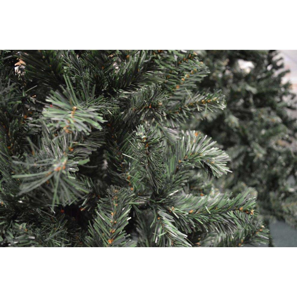 7ft 210cm Green Austrian Fern Christmas Tree 1000 Tips On Onbuy