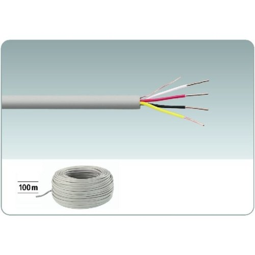 Signal Cable 2x2x0,8, 100m - Signal Cables