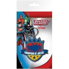 Dc Comics Justice League Champions Keyring