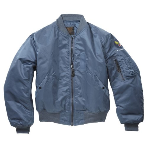 Original US Vintage MA1 Flight Bomber Jacket