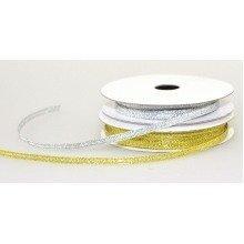 Pbx2470946 - Playbox - Metallic Ribbon (silver) - 10 M X 3 Mm