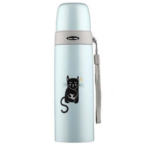 Durable Stainless Steel Water Bottle Insulated Drink Holder, 500ML