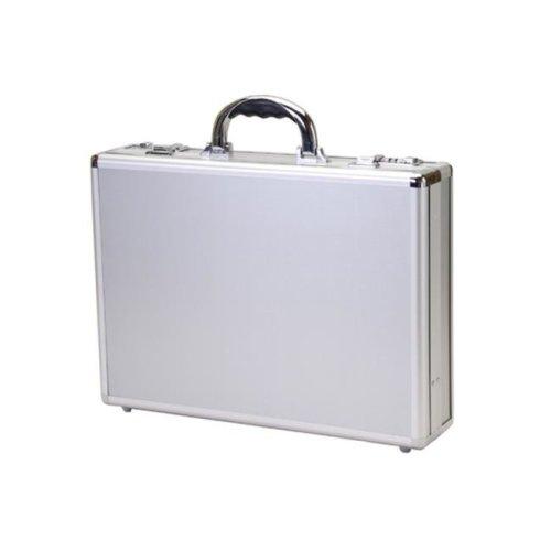 TZ Case AC-425 S Aluminum Attache Case, Silver