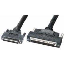 Lindy 1m SCSI-V Cable 1m Black SCSI cable