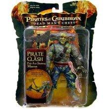 Pirates of the Caribbean Pick Axe Slashing Maccus