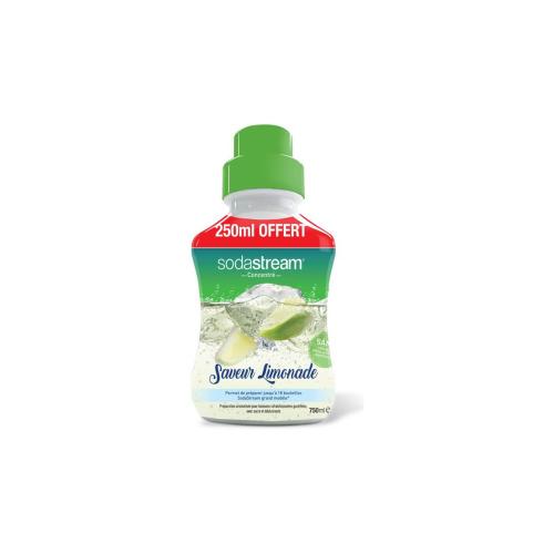 Sodastream Syrup Concentrate 750ml Lemonade