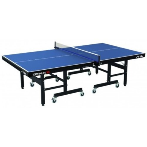 Stiga Table Tennis Table Optimum 30 Blue with a 30mm Top