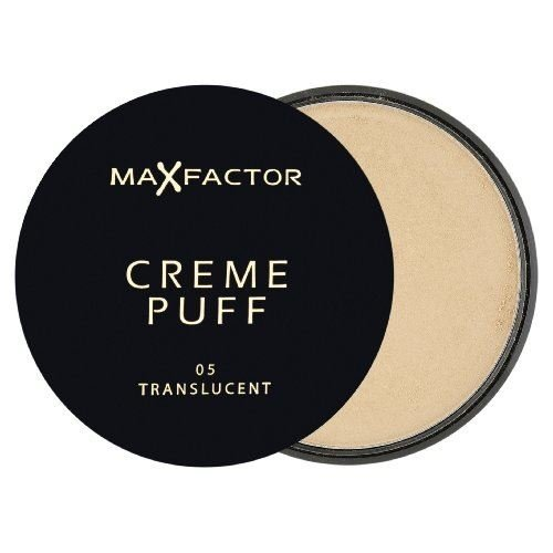 Max Factor Creme Puff Compact Powder 5 Translucent