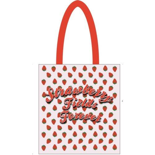 Lennon & McCartney Book Bag - Strawberry Fields