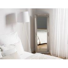 Silver wall mirror 50 x 140 cm BELLAC