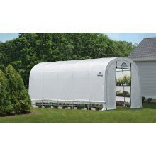 12x20 Shelter Logic Heavy Duty Greenhouse