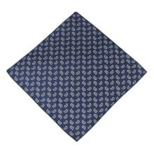 Elegant Pocket Square Handkerchiefs Men's Chest Towel With Special Pattern, F