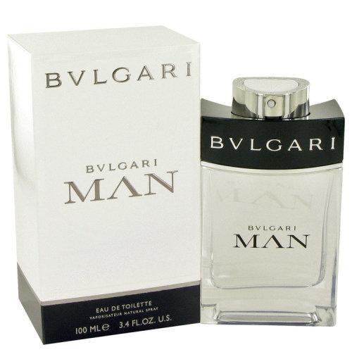 Bvlgari Man Eau de Toilette 100ml EDT Spray