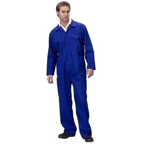 """Click PCBSR32 Polycotton Boiler Suit Royal Blue 32"""""""