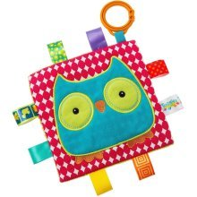 Taggies Crinkle Owl