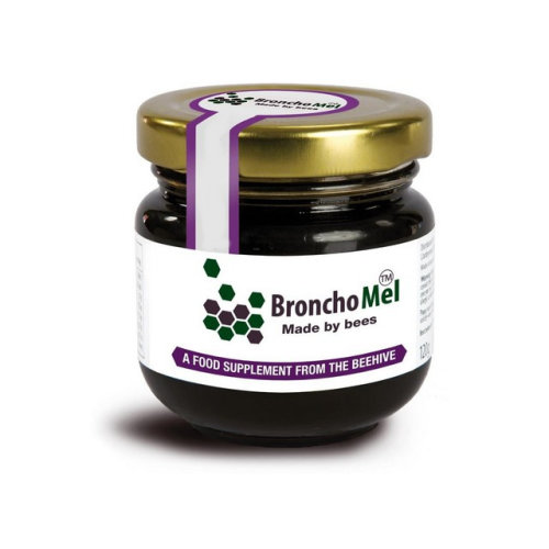 LifeMel Life Mel Honey - BronchoMel Help With Treating The Respiratory Problems 120g