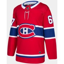 Montreal Canadians Premier Adidas NHL Home Jerseys
