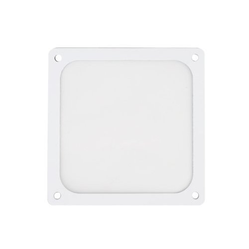 SilverStone Technology SST FF123W Tek 120mm Ultra Fine Fan Filter with Magnet Cooling White