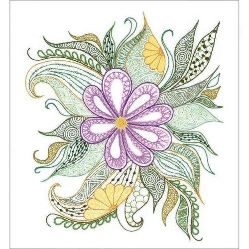 RIOLIS R1588 Magic Feather II Embroidery Kit