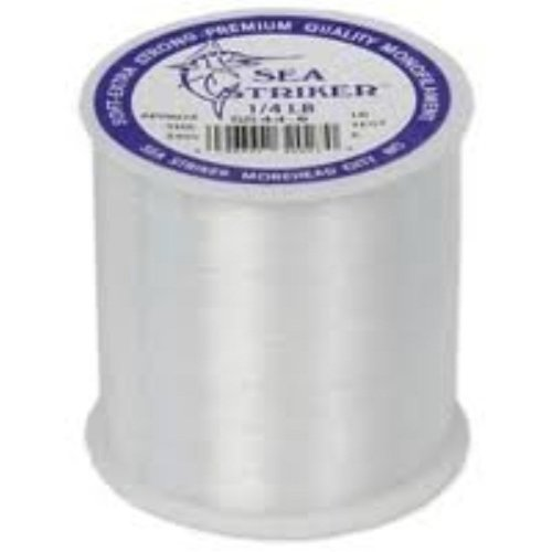 Billfisher SS1C-80 Bulk Monofilament Fishing Line