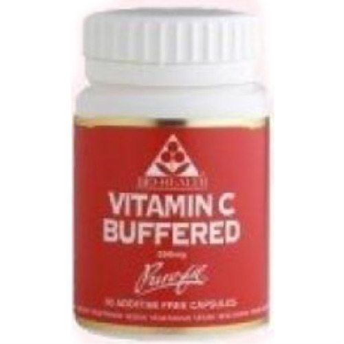 Bio Health Buffered Vitamin C 500mg 60 Capsules