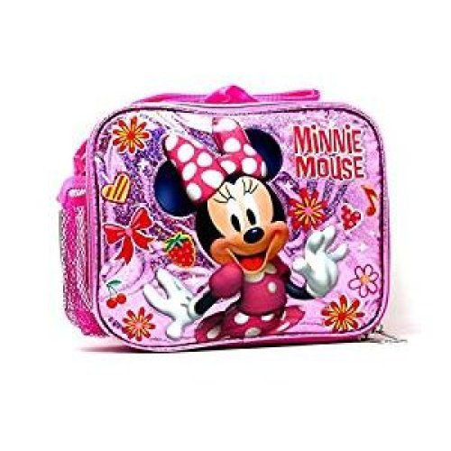 Lunch Bag - Disney - Minnie Mouse Shiny 002046