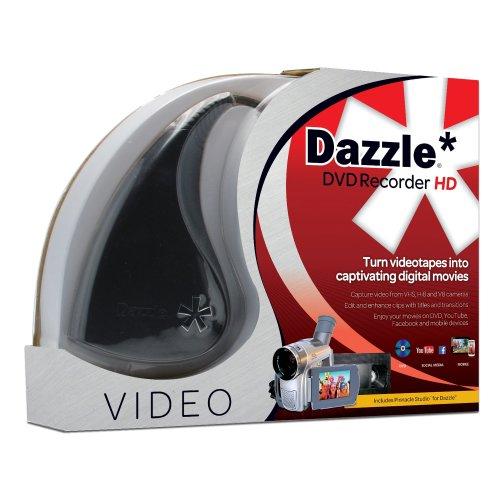 Corel Dazzle DVD Recorder HD Internal USB 2.0 video capturing device