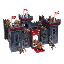 Papo Mutant's Castle Playset - 60052 Mutant -  papo 60052 mutant castle playset