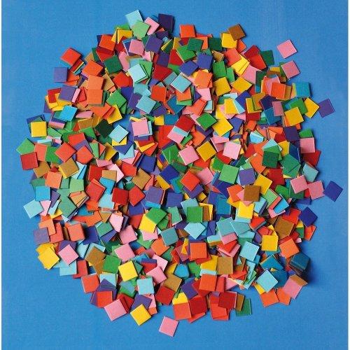 Pbx2470480 - Playbox - Paper Mosaic (basic) - 10 X 10mm - 10000 Pcs