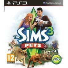 The Sims 3 Pets Sony Playstation 3 Ps3 Game