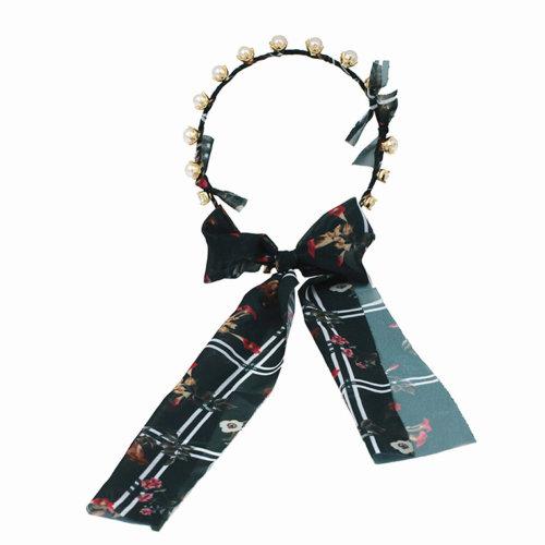 Sweet Girl Hair Ribbon Headband Headdress Hair Accessories #01