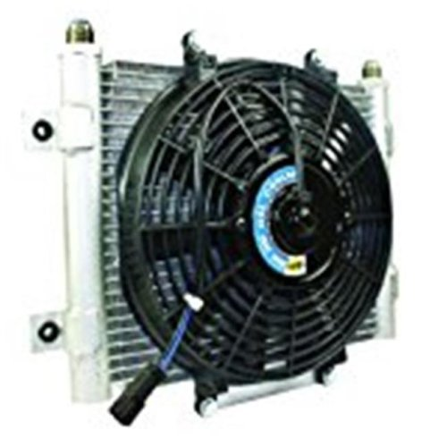 Xtruded Auxiliary Transmission Oil Cooler