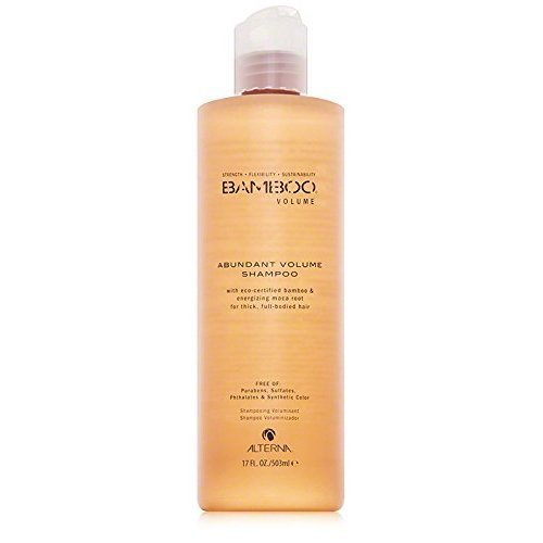 Bamboo Volume Abundant Shampoo 17 Ounce