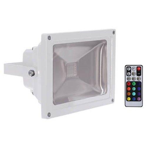 Eagle 30W RGB LED Floodlight with Wireless Remote Control