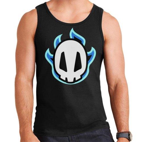 Bleach Skull Chibi Men's Vest