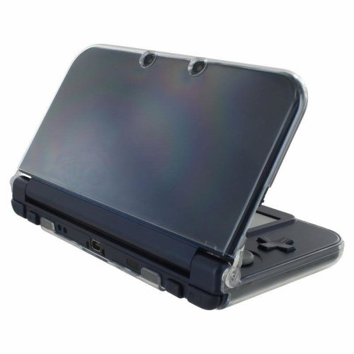 ZedLabz Protective Crystal Clear Case for New 3DS XL