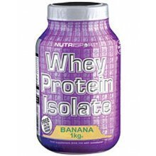 Nutrisport Whey Protein Isolate Strawberry 1000g
